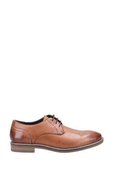 Hush Puppies Brown Brayden Shoes