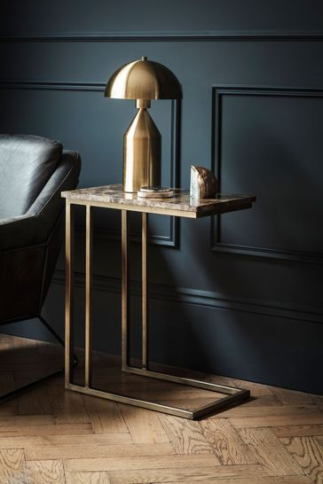 Emperor Supper Marble Table by Hudson Living