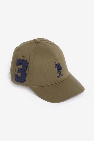 U.S. Polo Assn. Player 3 Baseball Cap