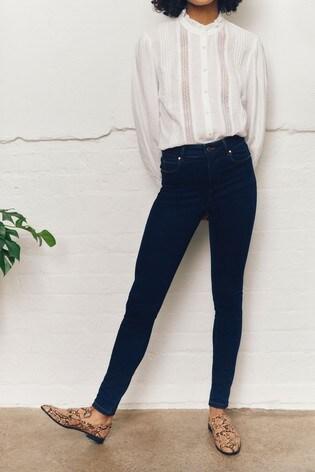 Monsoon Ladies Blue Nadine Jeans