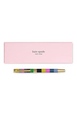 kate spade new york Enchanted Stripe Ballpoint Pen
