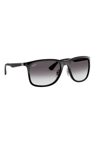 Ray-Ban® Black 0RB4313 Sunglasses