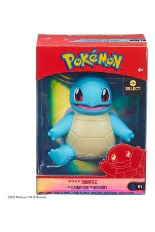 Pokémon™ 4 Inch Vinyl Figures: Squirtle