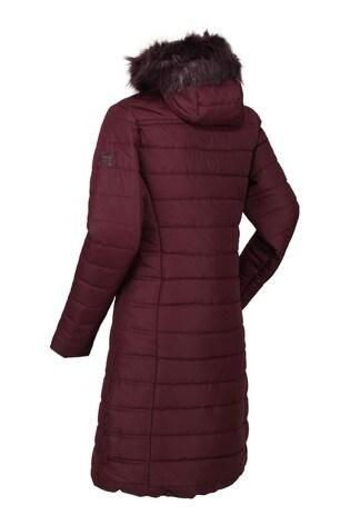Regatta Kimberley Walsh Edit Purple Fritha Insulated Jacket