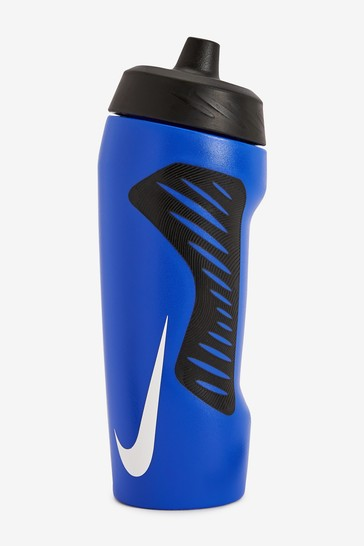 Nike Blue 18oz Hyperfuel Water Bottle