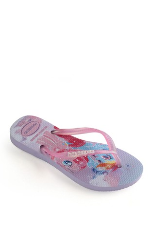 Havaianas® Kids Slim My Little Pony Flip Flops
