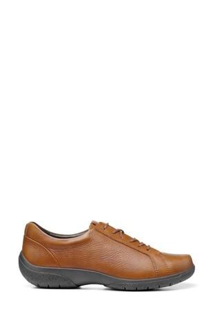 Hotter Fearne Slim Fit Zip Fastening Flat Shoes