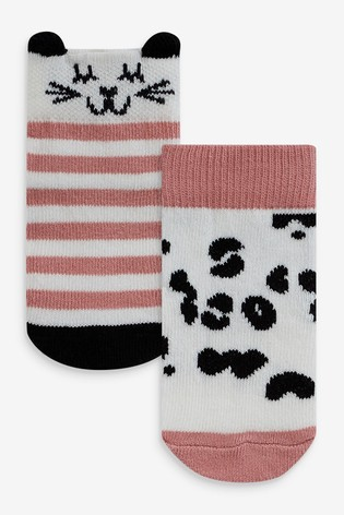 Myleene Klass Baby 2 Pack Socks