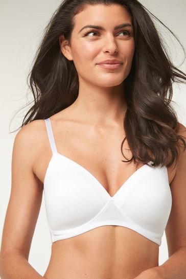 Light Pad Non Wire Full Cup Bras 2 Pack