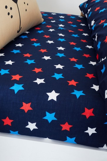 Super Dog Fitted Sheet by Catherine Lansfield