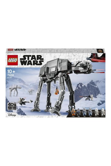 LEGO 75288 Star Wars AT-AT Walker Toy 40th Anniversary