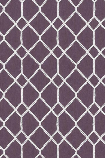 Berry Purple Earle Made To Measure Curtains
