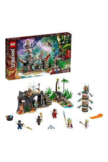 LEGO 71747 Ninjago The Keepers Village