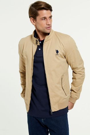U.S. Polo Assn. Classic Harrington Jacket