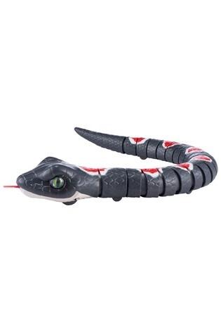 Robo Alive Slithering Snake – Grey