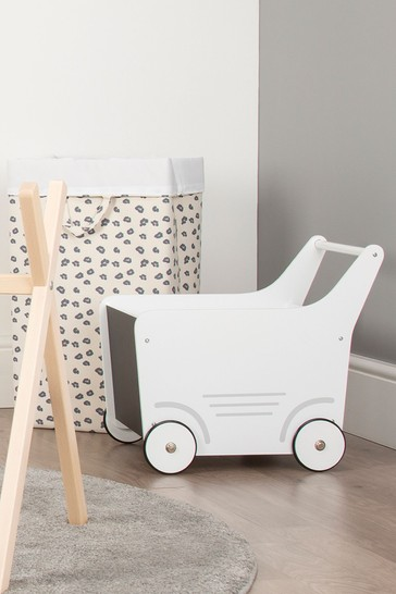 Childhome Wooden Toy Stroller