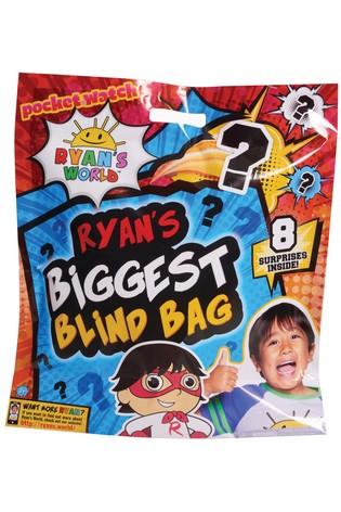 Ryan's World Biggest Blind Bag Ever