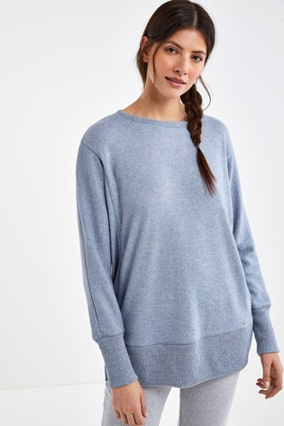 Blue Supersoft Tunic
