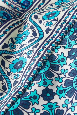 Boden Blue Calabria Swimsuit