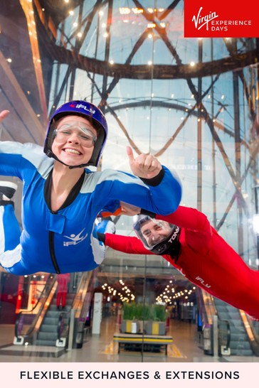 iFLY Indoor Skydiving For Two Gift Experience by Virgin Experience Days
