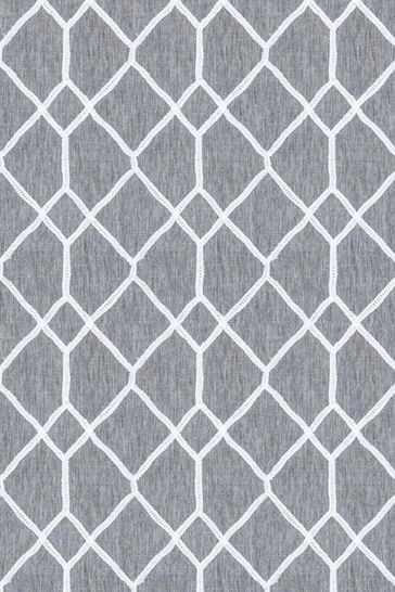 Steel Grey Earle Made To Measure Curtains