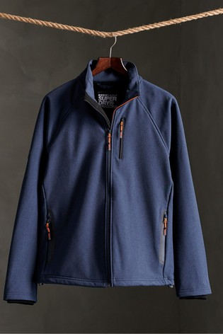 Superdry Non Hooded Softshell Jacket