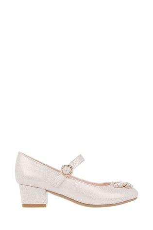 Monsoon Venita Pearl Butterfly Shoes