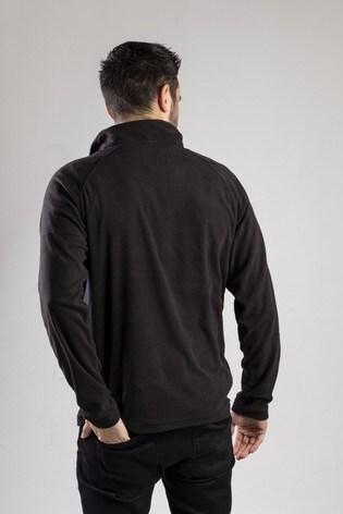 CAT® Black Concord Fleece Pullover Fleece