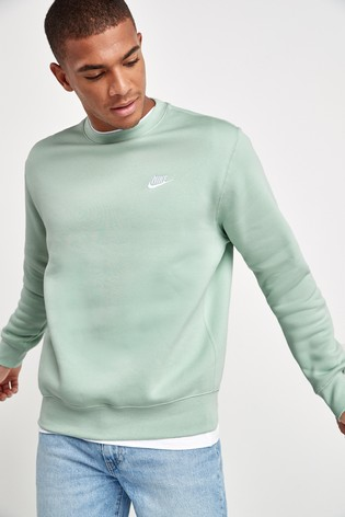 Nike Club Fleece Crew Sweat Top