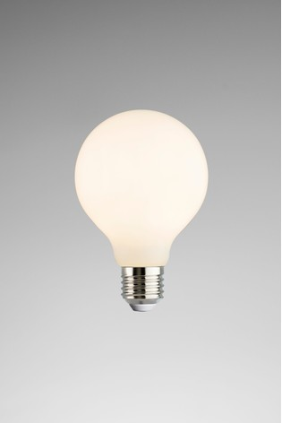 5W LED ES Opal Globe Bulb