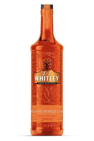 Blood Orange Gin 70cl by JJ Whitley