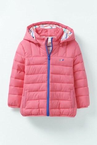Crew Clothing Pink Lightweight Jacket