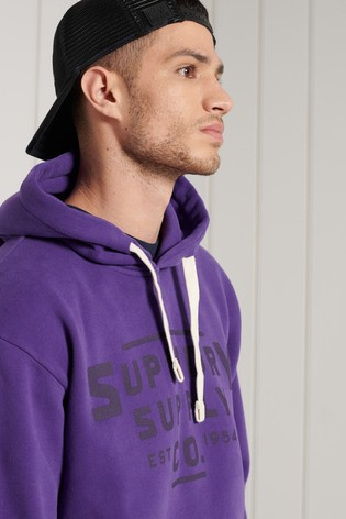 Superdry Heritage Mountain Graphic Hoodie