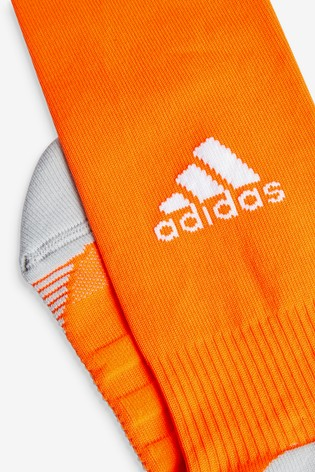 adidas Orange Juventus Third 20/21 Football Socks
