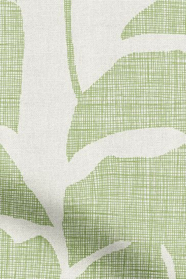 Guatemala Olive Green Made To Measure Roman Blind by MissPrint