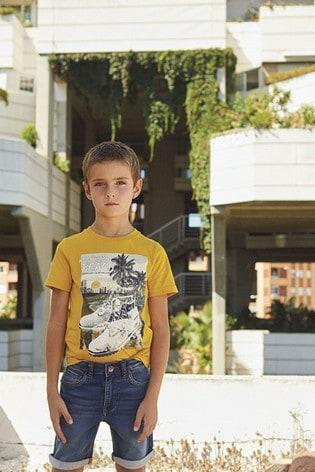 Buy Timberland® Denim Shorts from Next
