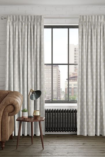 Linen Cream Hallam Made To Measure Curtains