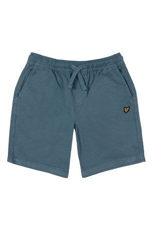 Lyle & Scott Boys Elasticated Waistband Shorts
