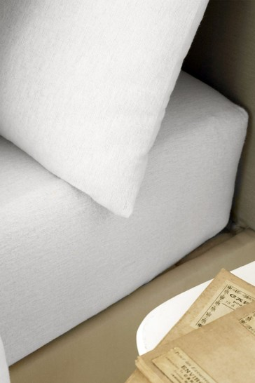 Catherine Lansfield Brushed Cotton Fitted Sheet