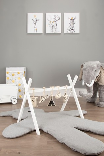 Childhome Teddy Playmat Rug