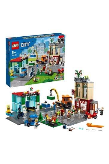 LEGO 60292 City Community Town Centre Building Set
