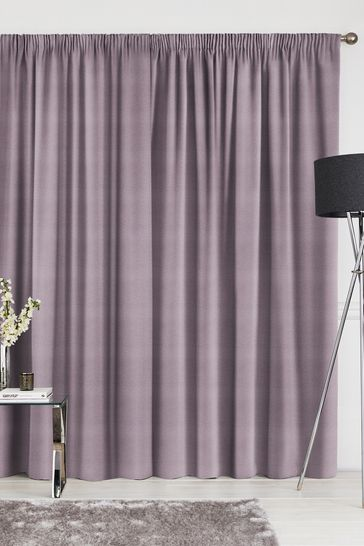 Soho Mulberry Purple Made To Measure Curtains