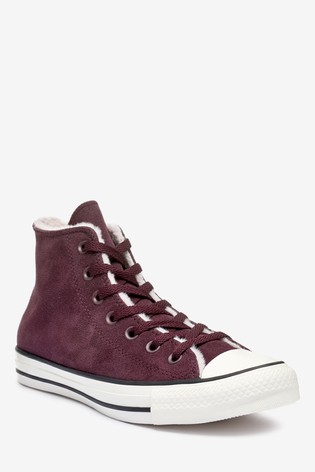 Converse All Star Cosy Trainers