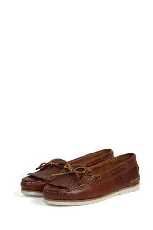 Barbour® Ellen Boat Shoes