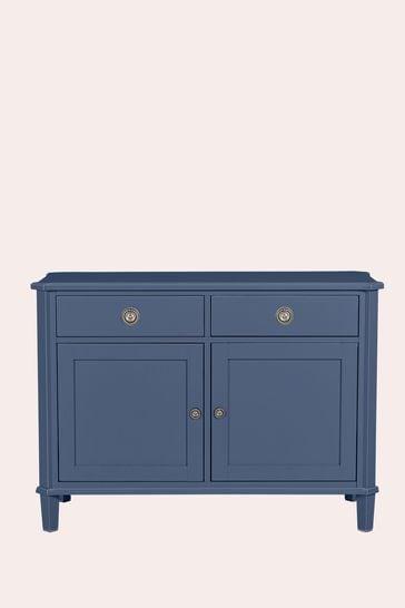 Henshaw Dusky Seaspray 2 Door 2 Drawer Sideboard by Laura Ashley