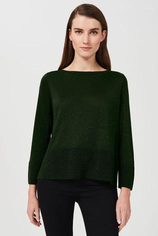 Hobbs Green Logan Sparkle Sweater