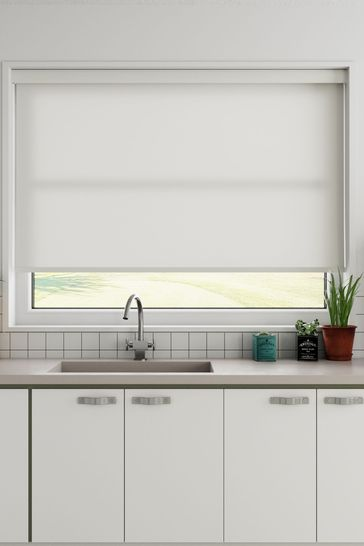 Lime Green Saxon Made To Measure Roller Blind