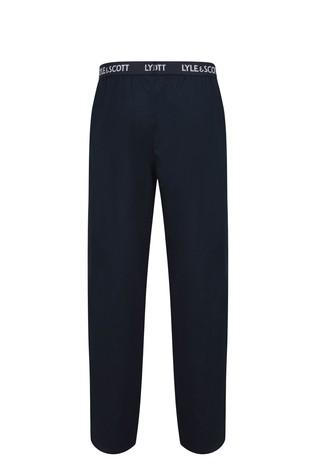 Lyle & Scott Blue Lounge Pants