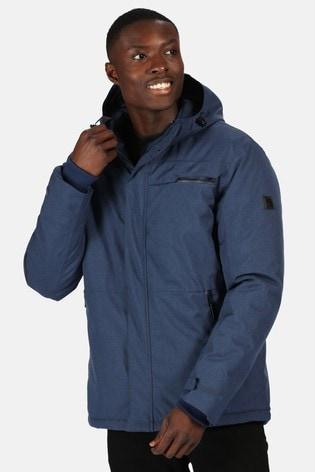 Regatta Blue Volter Shield II Waterproof Jacket
