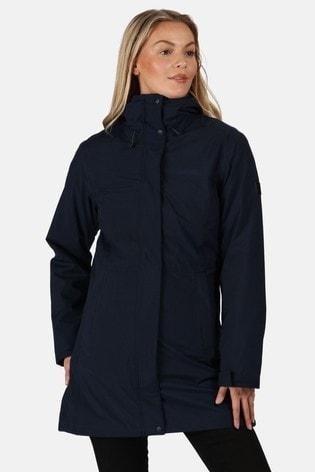 Regatta Blue Denbury 3-In-1 Waterproof Jacket